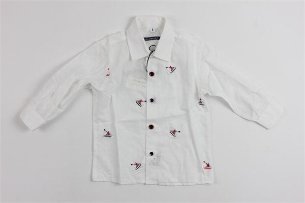 NEILL KATTER | shirt | 53148WHITE X