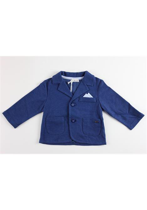 NINNAOH | jacket | E18317BLUE