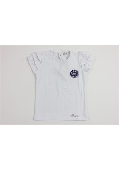 NINNAOH | t_shirt | SHIR998WHITE