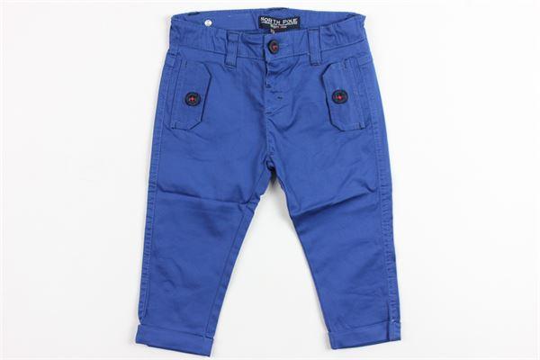 NORTH POLE | pants | 30544/PNCOBALTO