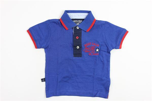 NORTH POLE | shirt | 30564/PNCOBALTO