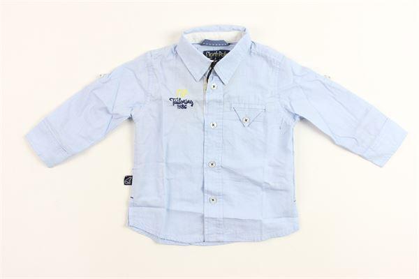 NORTH POLE | shirt | 40272/PNAZZURRO