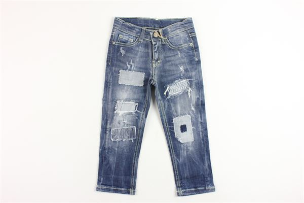 NUMBERS | pants | 8867DENIM