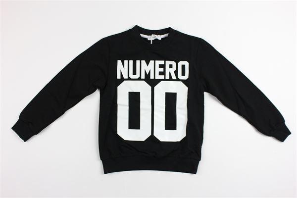 NUMERO 00 | sweatshirt | 1635F0074BLACK