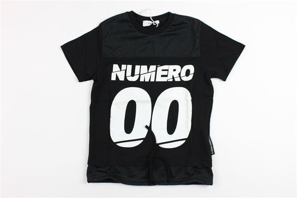NUMERO 00 | t_shirt | 1636M0009BLACK