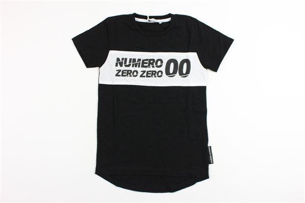 NUMERO 00 | t_shirt | 1636M0033BLACK