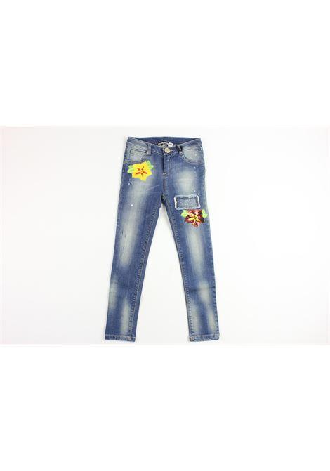 PAESAGGINO | pants | 61P7315DENIM