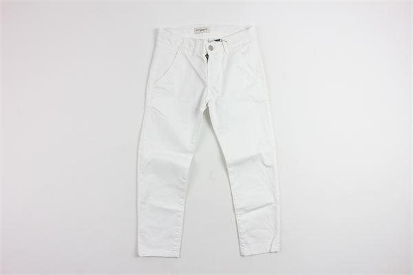 PAOLO PECORA | pants | 9285WHITE