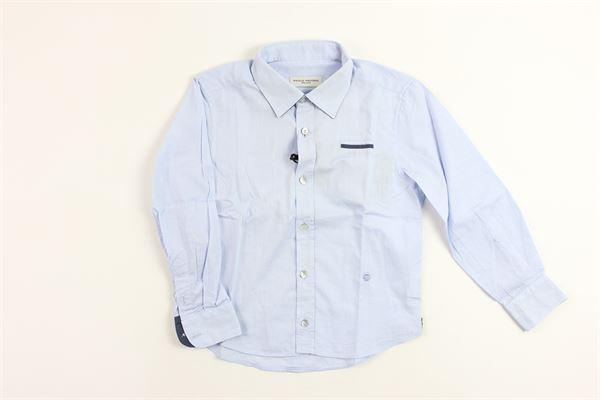 PAOLO PECORA | shirt | 9293AZZURRO