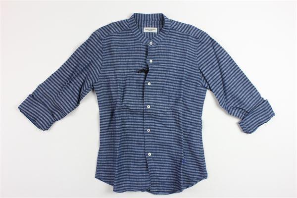 PAOLO PECORA | shirt | 9294BLUETTE