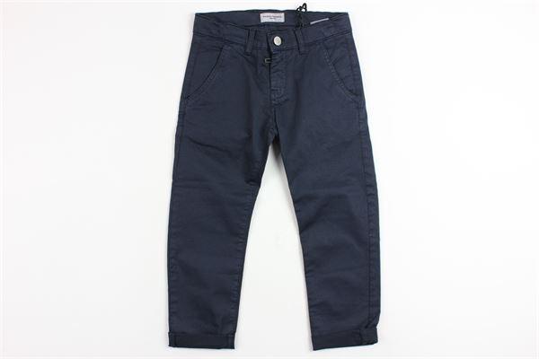 PAOLO PECORA | pants | 9296BLUE