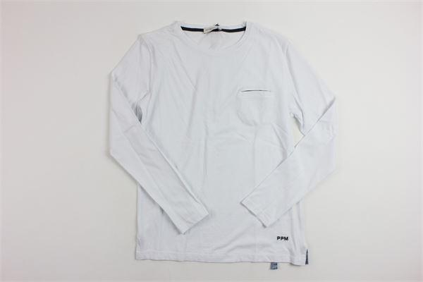 PAOLO PECORA | shirt | 9308WHITE