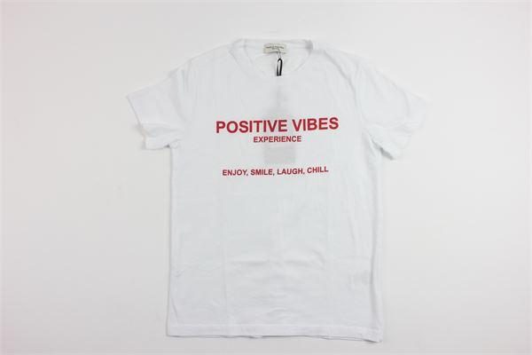 PAOLO PECORA | t_shirt | PP1212WHITE2