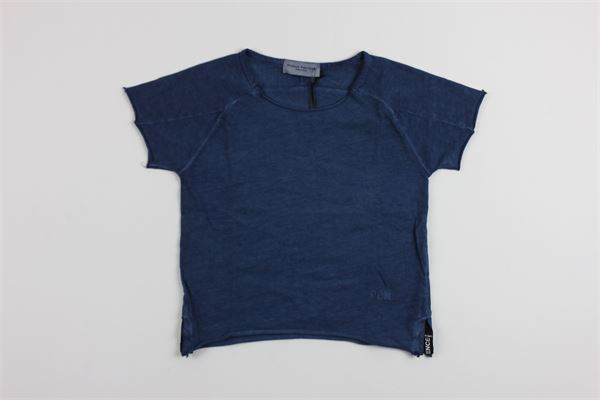 PAOLO PECORA | t_shirt | PP1217AZZUTTO