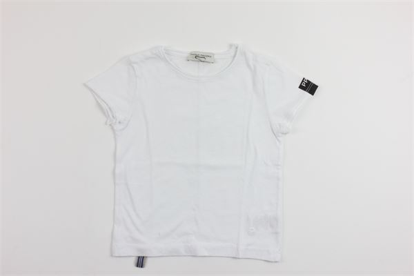 PAOLO PECORA | t_shirt | PP1233WHITE