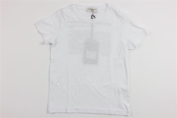 PAOLO PECORA | t_shirt | PP1246WHITE