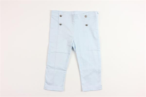 PATACHOU   pants   CAL2433437AZZURRO