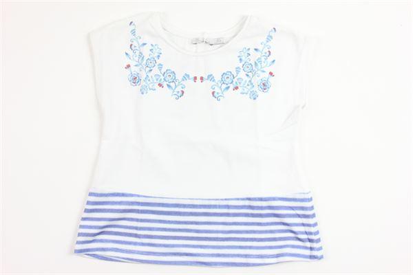 PATACHOU   t_shirt   TSH2433468WHITE