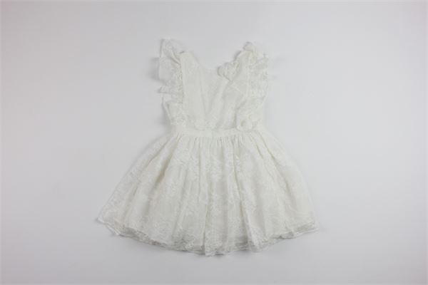 PATACHOU   Dress   VT2433602WHITE