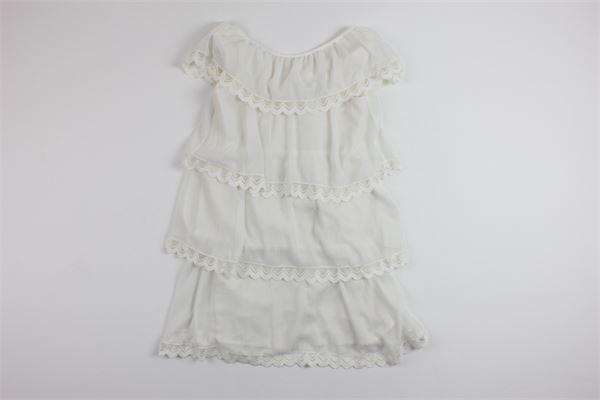 PATACHOU   Dress   VT2433637WHITE