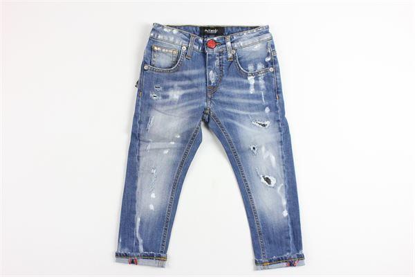 PATRIOT | pants | PB604DENIM