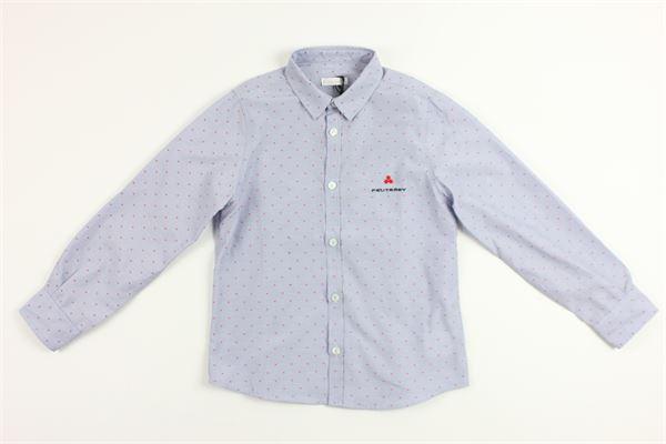 PEUTEREY | shirt | PTB0215LIGHT BLUE R