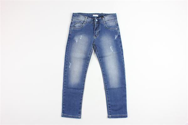 PEUTEREY | pants | PTB0293JEANS