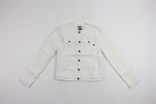 PLEASE | jacket | JB27F34G03WHITE