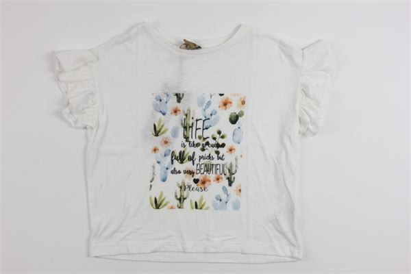 PLEASE | t_shirt | MB70030G03WHITE