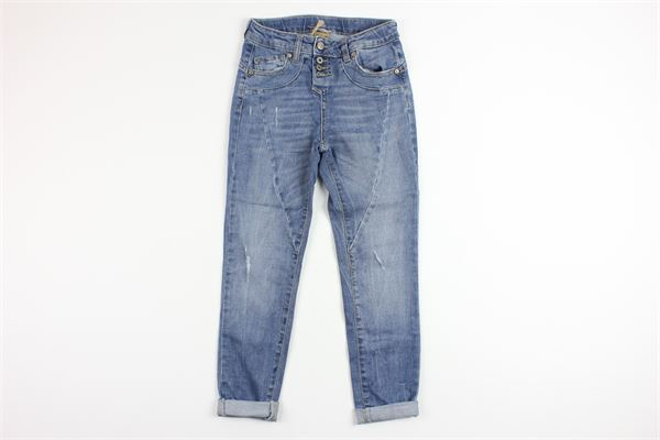 PLEASE | pants | PH80F67G05DENIM