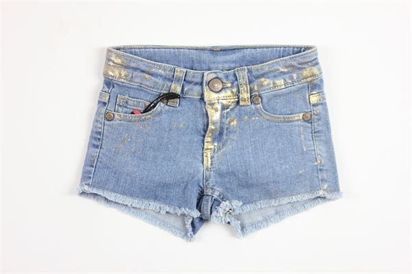 PLEASE | shorts | RB08L08G06DENIM
