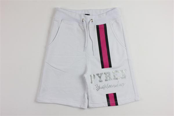 PYREX   short pant   015709WHITE