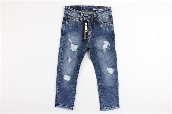RAFFINERIE   pants   J515DENIM