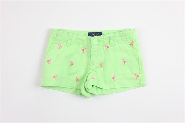RALPH LAUREN | shorts | 311688452003GREEN