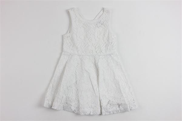 RALPH LAUREN | Dress | 311689589001WHITE