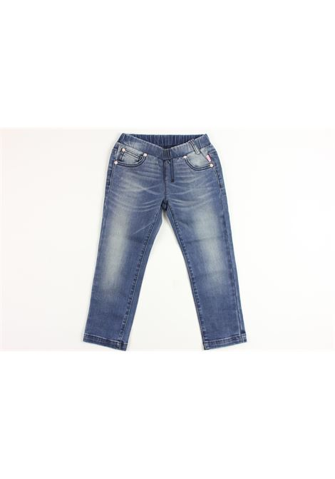 ROBERTO CAVALLI | pants | T76020DENIM