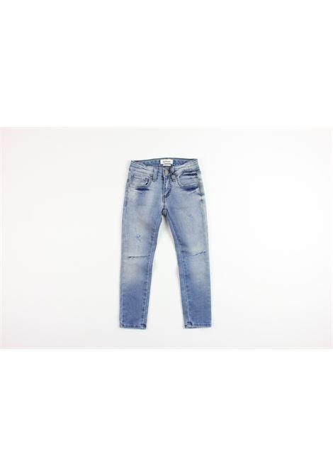 ROY ROGER'S   jeans   001D221058DENIM