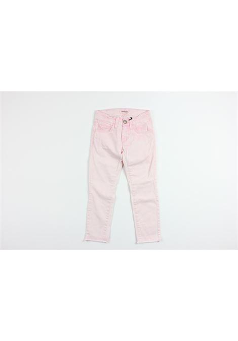 ROY ROGER'S   pants   014P1670952PINK