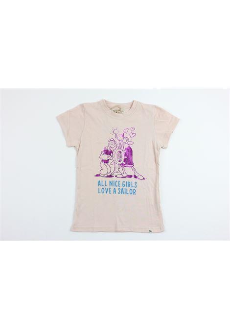 ROY ROGER'S | t_shirt | 536C699PINK