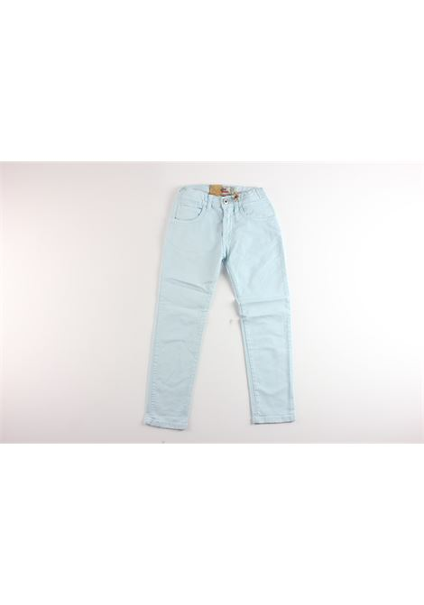 ROY ROGER'S   pants   CRBB000AZZURRO