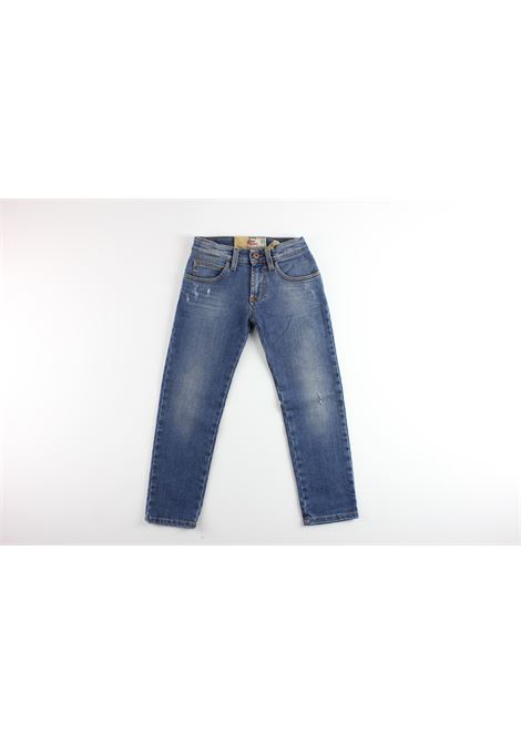 ROY ROGER'S   jeans   CRBB000D0210733DENIM