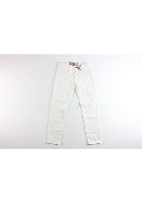 ROY ROGER'S   pants   CRBB000WHITE