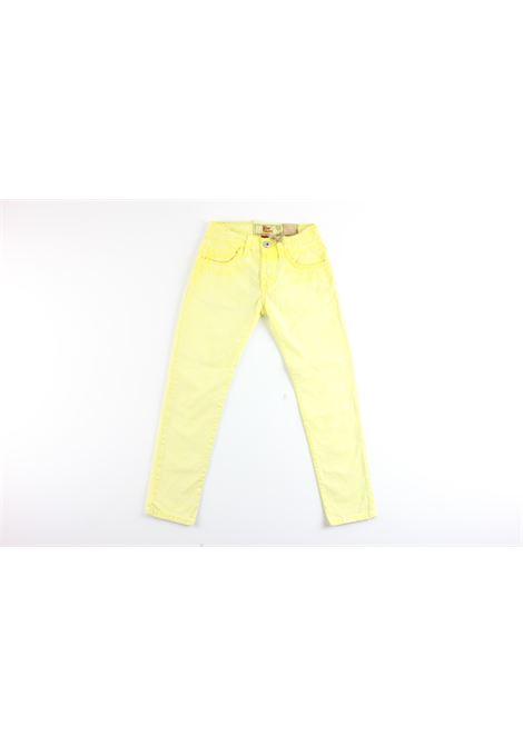 ROY ROGER'S   pants   CRBB002GIALLO