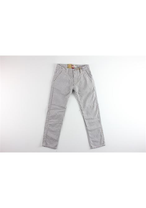 ROY ROGER'S   pants   CRBB003BIANCO/BLU