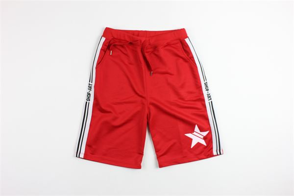 SHOPART | shorts | 014579RED