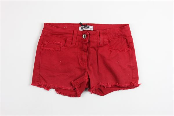 SHOPART | shorts | 014616RED