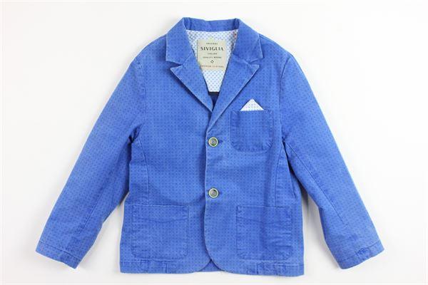 SIVIGLIA | jacket | 451COBALTO
