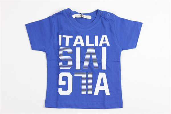 con stampa SIVIGLIA | T-shirts | 9514COBALTO
