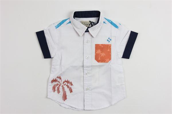 SIVIGLIA | shirt | 9521WHITE