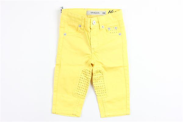 SIVIGLIA | pants | 9522YELLOW